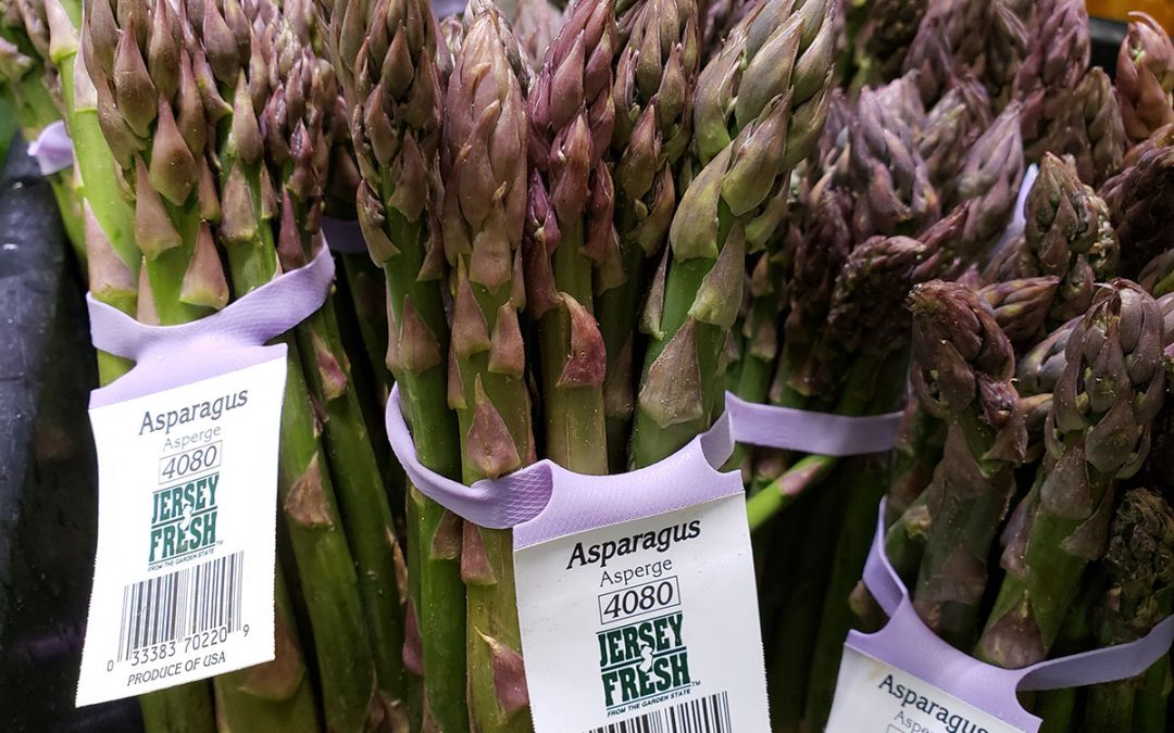 The Asparagus Has Arrived!