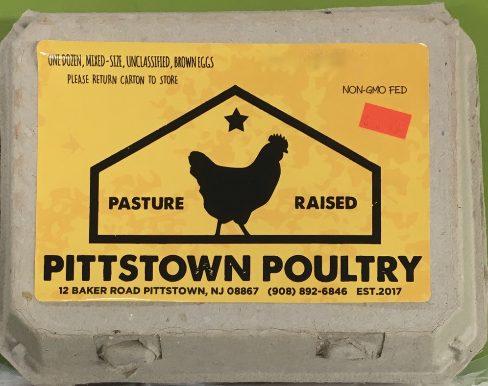 Pittstown Poultry square box